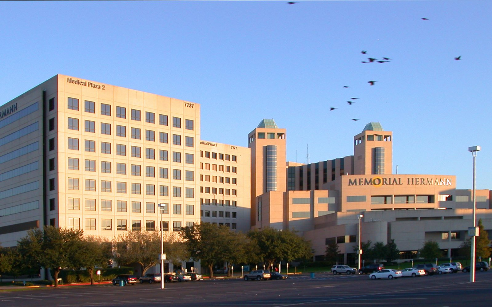 Memorial Hermann Southwest Hospital. Photo by Ed Uthman / Flickr.