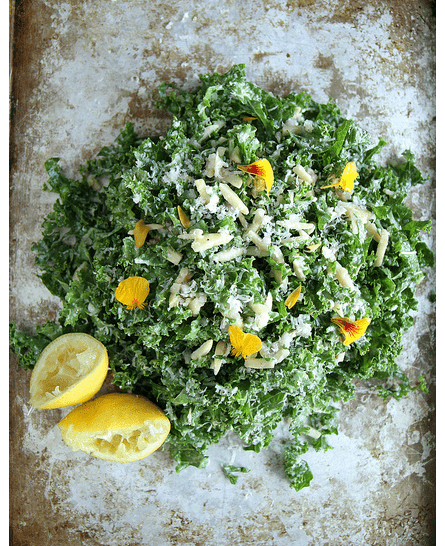 Kale Salad courtesy of Heather Christo