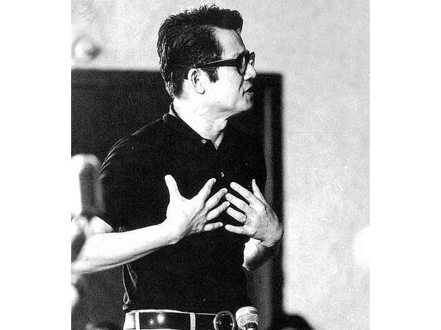 FILE PHOTO/ The late Sen. Ninoy Aquino. Photo courtesy of Choose Philippines.