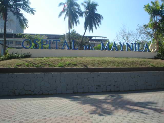 Ospital ng Maynila / Wiki Commons