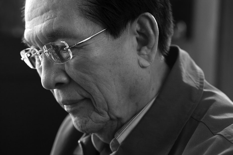 Sen. Juan Ponce Enrile. Photo by Lilem Uy / PCIJ