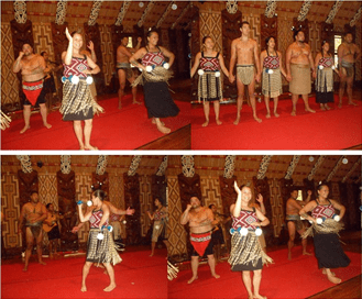 The enjoyable, memorable and meaningful Maori cultural performance of the Te Pitowhenua.