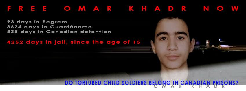Photo: Facebook Page of Omar Khadr