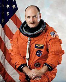 Scott Kelly (Wikipedia photo)