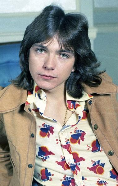 David Cassidy in 1974 (Wikipedia photo)