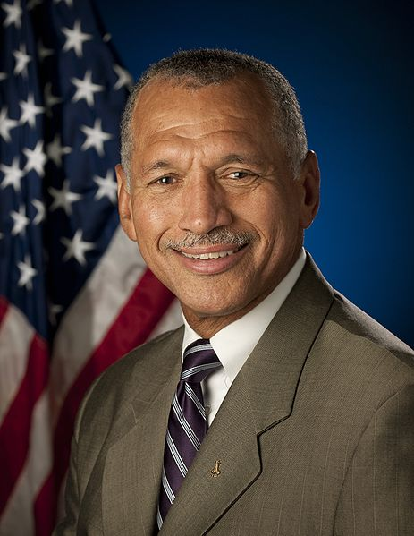 NASA Administrator, Charles Bolden