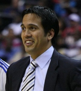 Erik Spoelstra (Wikipedia photo)