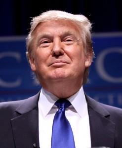 Donald Trump (Wikipedia photo)