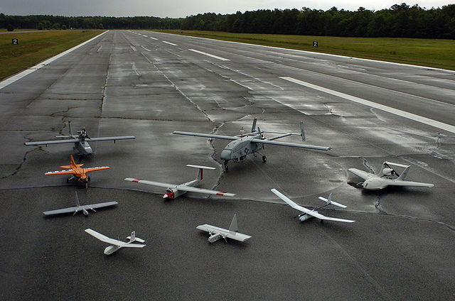 FILE: Drones. (Wikipedia photo)