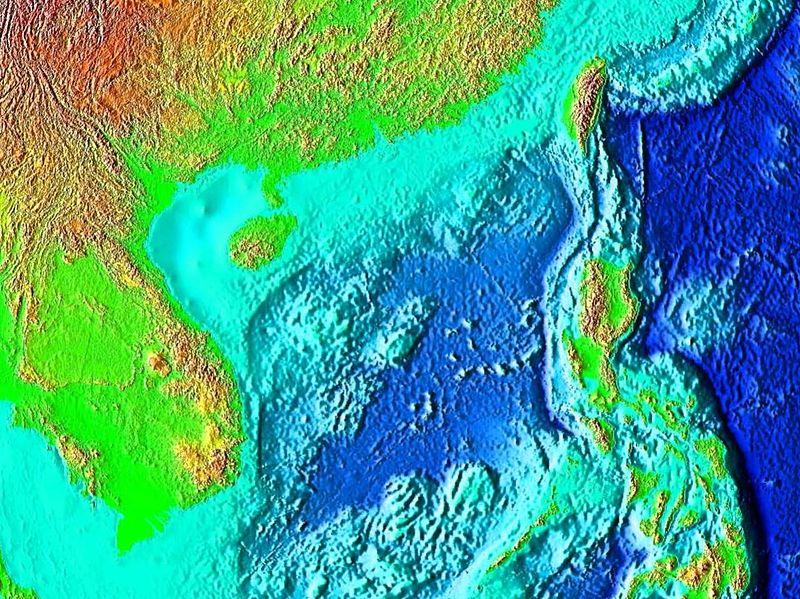 South China Sea (Wikipedia photo)