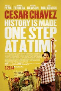 Cesar Chavez movie poster (Wikipedia photo0