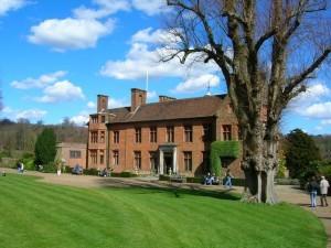 Chartwell House, Winston Churchill estate (Wikipedia photo)