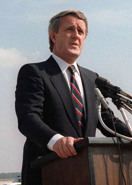 Brian Mulroney Wikipedia photo