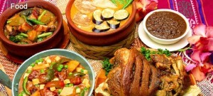 Pinoy Food. Photo courtesy of Department of Tourism via Wiki Commons.