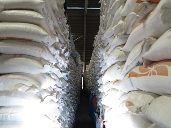 File photo of smuggled rice (nfa.gov.ph)