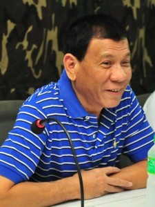 Photo: Facebook Page of Mayor Rodrigo Duterte