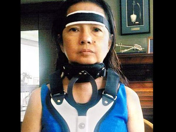 Former president and now Pampanga Representative Gloria Macapagal Arroyo. (FILE PHOTO)