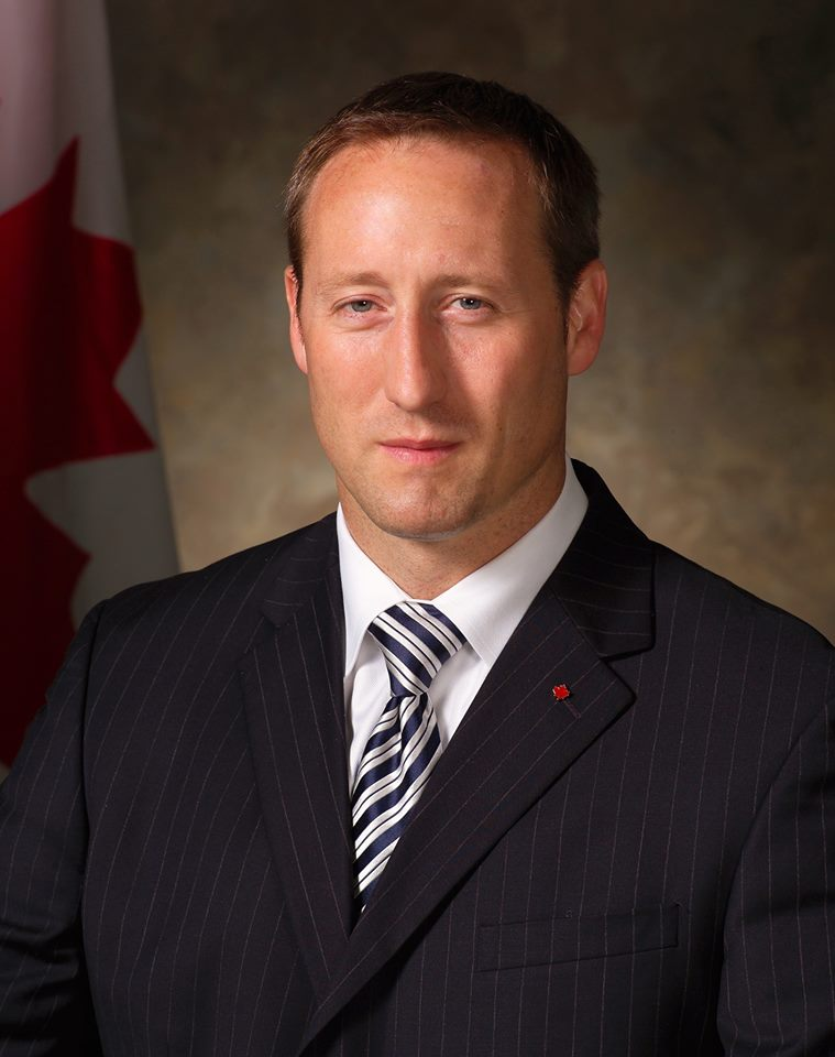 Photo: Facebook Page of Justice Minister Peter MacKay