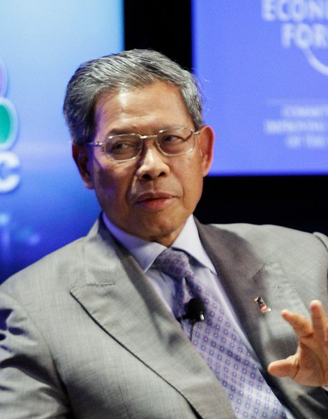 Mustapa Mohamad (Wikipedia photo)