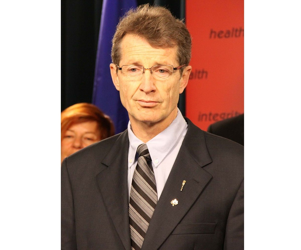 Alberta Liberal leader David Swann. Photo by Dave Cournoyer via Wikipedia.