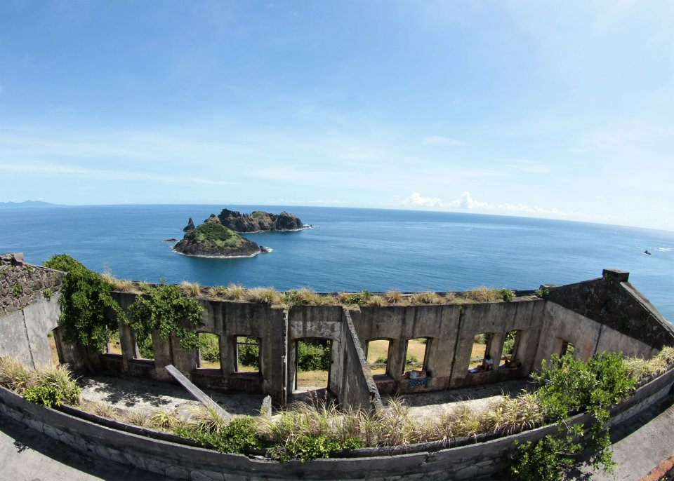 The view from Cape Engano, Palaui Island. Photo by Supermanslash / Wikipedia