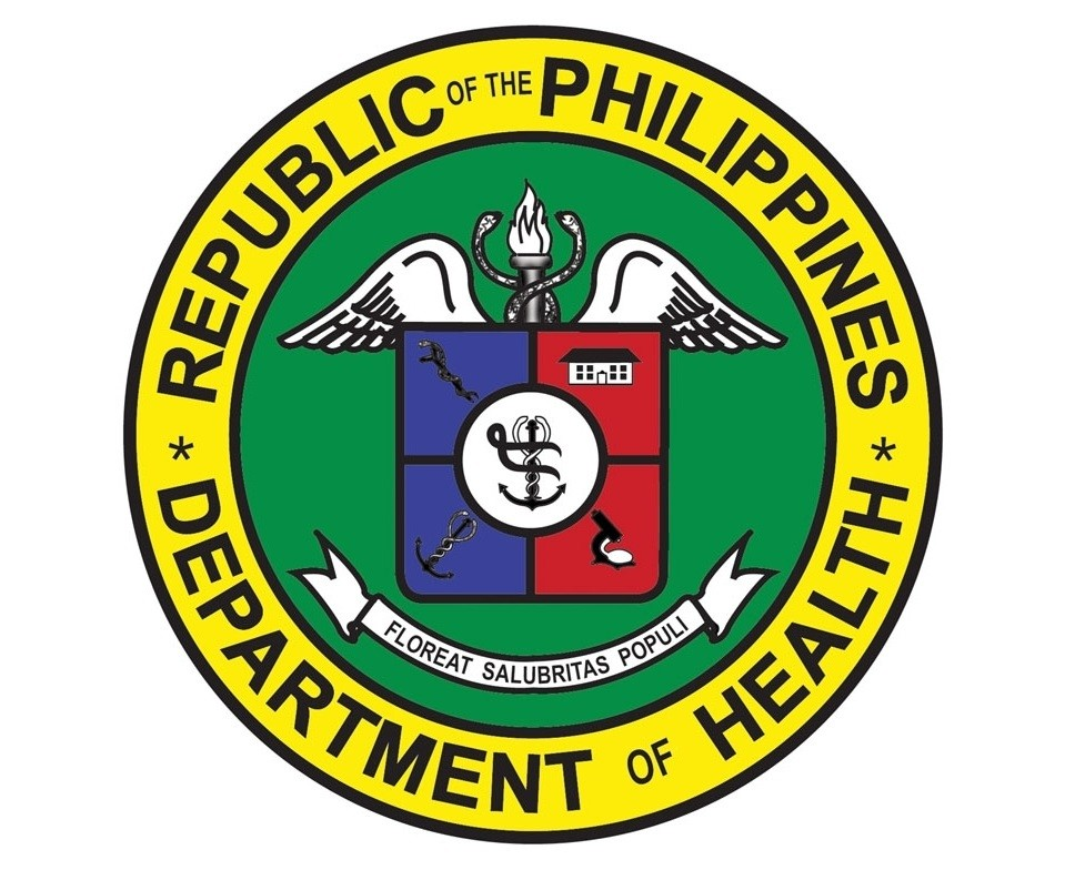 Department of Health (DOH) logo