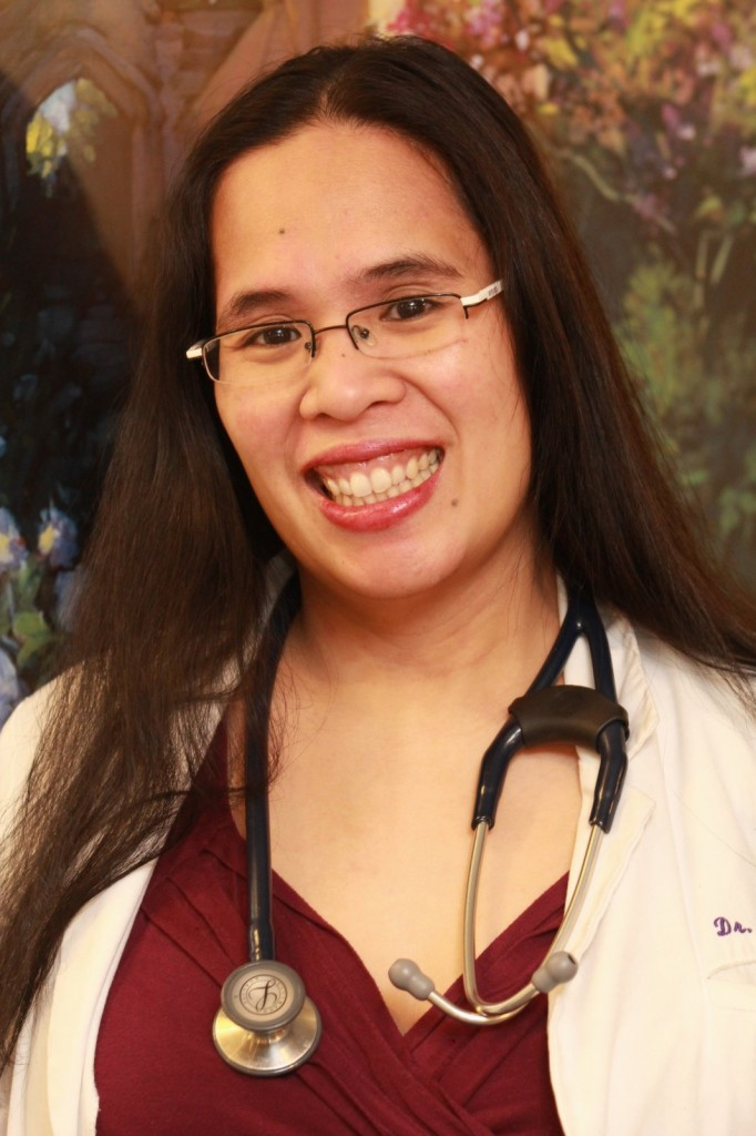 Filipino-Canadian doctor, Anna Wolak, one of the Top 75 finalists of the Royal Bank of Canada's Top 25 Immigrants Awards.