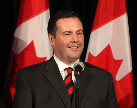 Minister of Employment and Social Development and Minister for Multiculturalism Jason Kenny. Photo courtesy of Jason Kenney's official Facebook page.