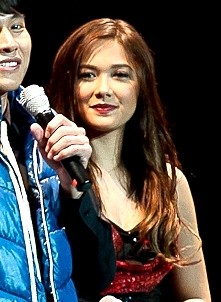 Maja_Salvador_at_the_Star_Magic_Tour,_April_2011