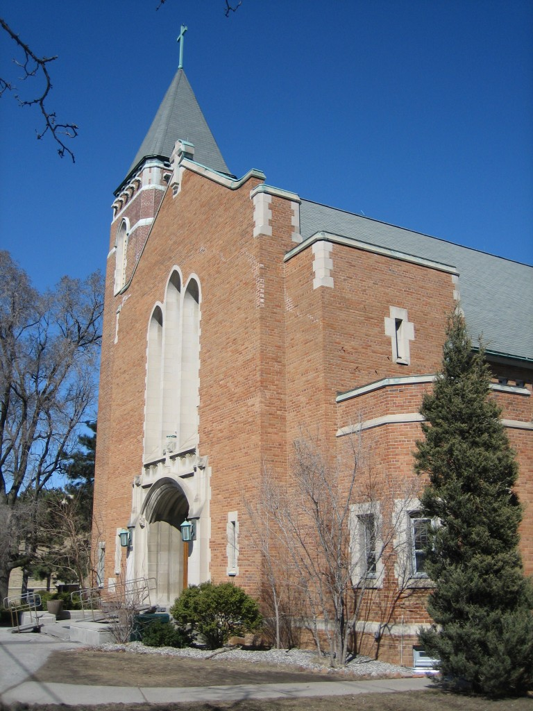 Our Lady of the Assumption Roman Catholic Church, Toronto by SimonP/ CC BY-SA3.0