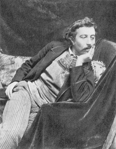 Paul Gauguin in 1891. (Wikipedia photo)