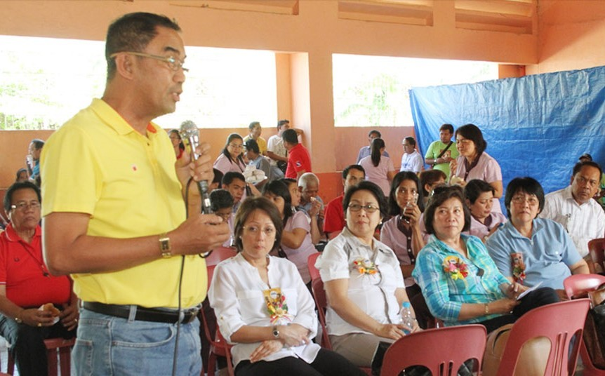SSS reaches out to island municipalities