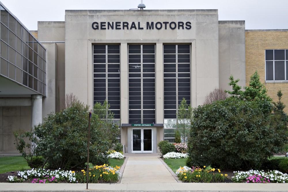 General Motors Fabricating Plant in Brookpark, Ohio. Denise Kappa / Shutterstock