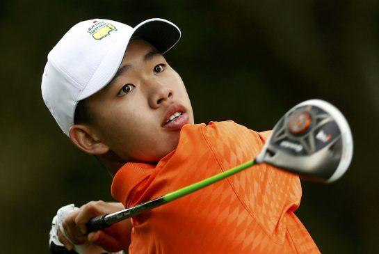 Guan Tianlang (Photo: sportsnola.com)