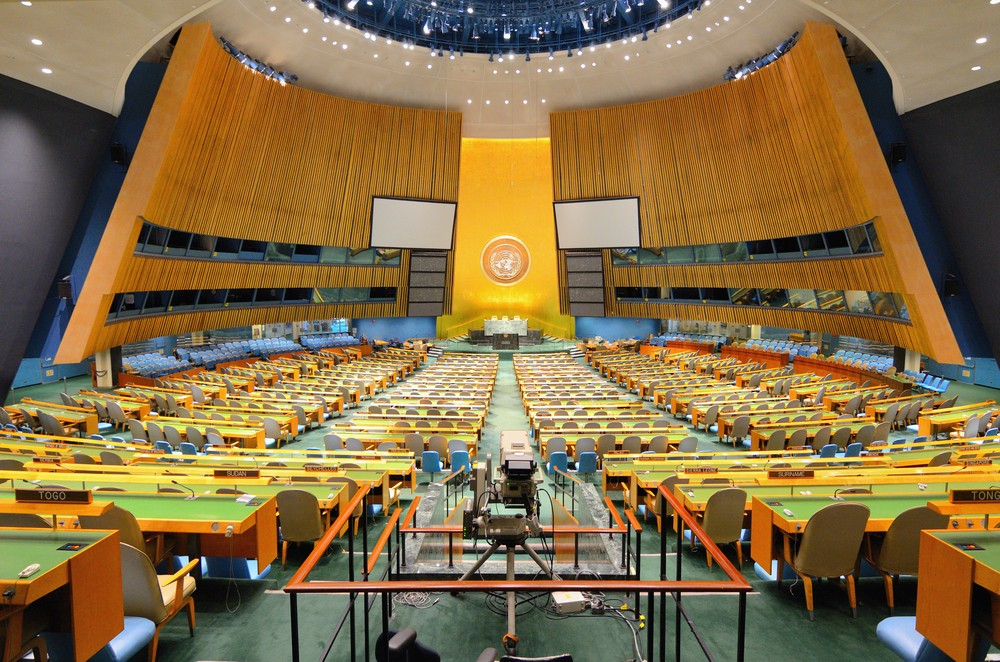 File photo: United Nations General Assembly. Photo by Sean Pavone / Shutterstock