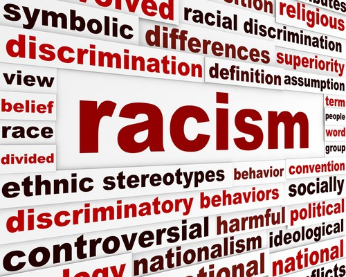 FILE: Racism (Shutterstock photo)