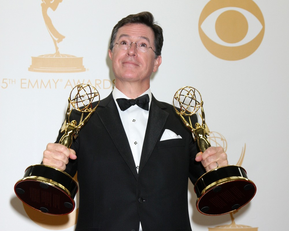 Stephen Colbert. Photo by Helga Esteb / Shutterstock