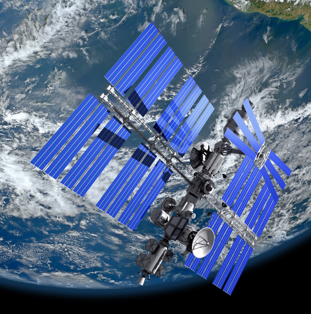 Space station. File photo by Nikonaft / Shutterstock