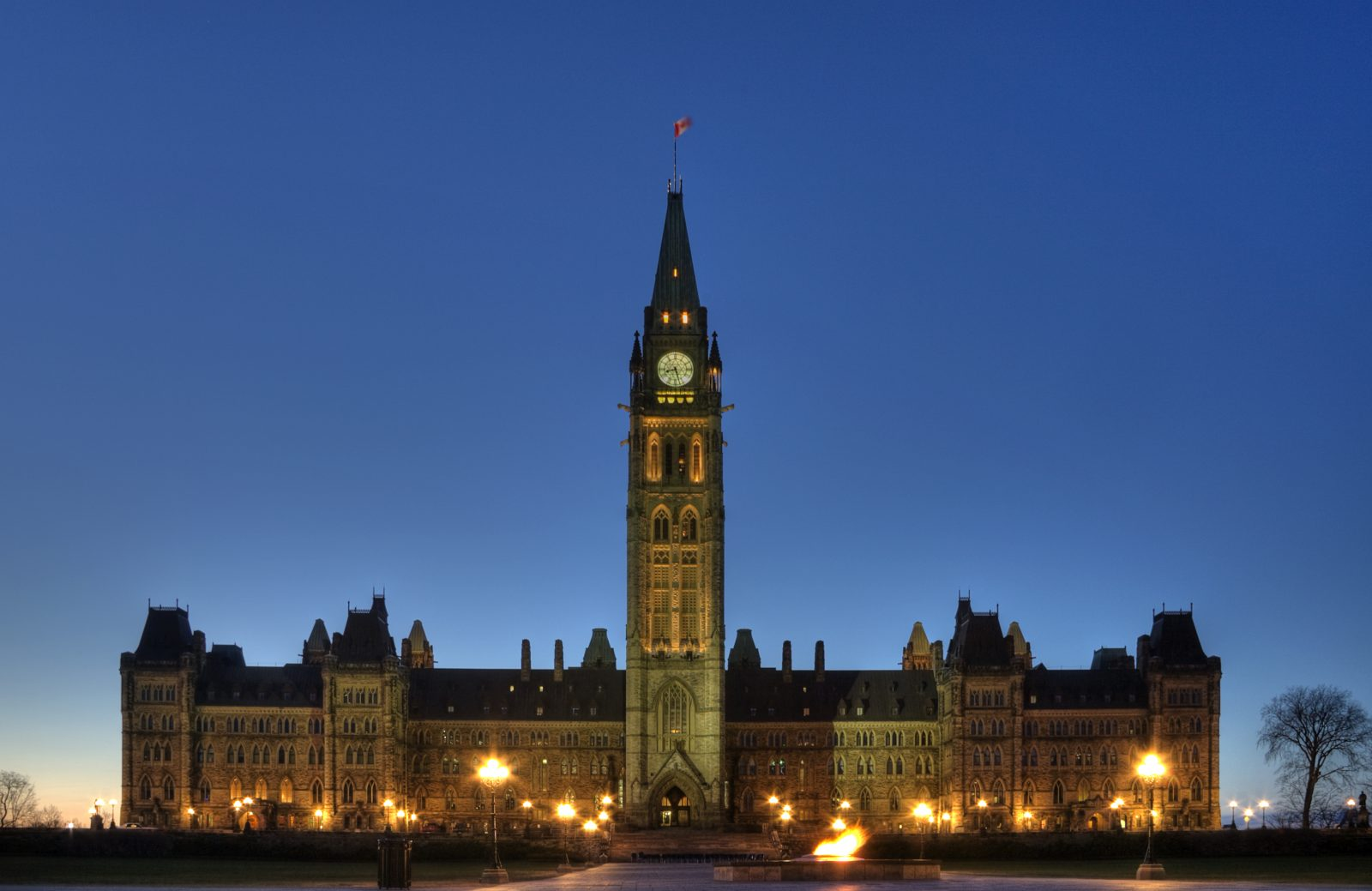 The claim includes islands in the Ottawa River, as well as a long portion of its south bank that includes Parliament (pictured), the Supreme Court, the National Library and the Canadian War Museum. (Photo by Asif Ali/ CC BY-ND-NC 2.0)