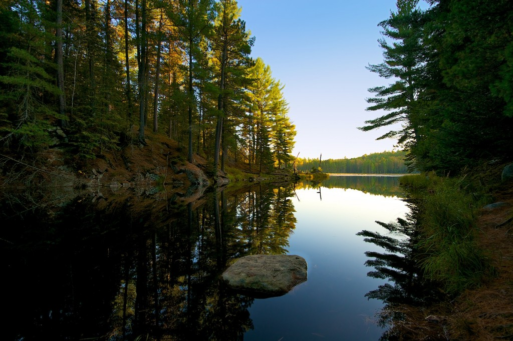 Algonquin Provincial Park/ Photo by Johannes Lietz/ CC BY-NC-SA 2.0