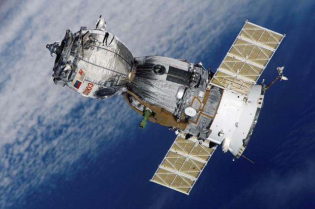 Soyuz spacecraft (TMA version)