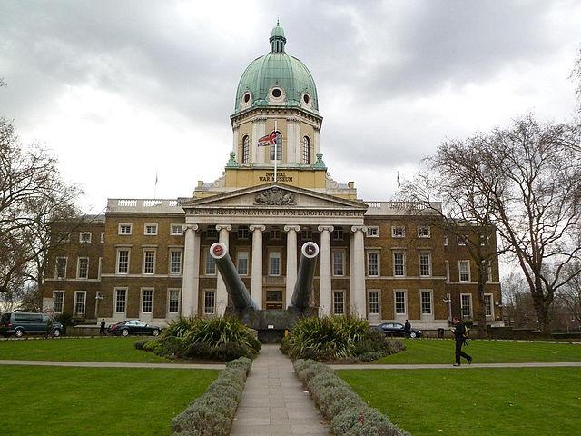 UK's Imperial War Museum (Wikipedia photo)