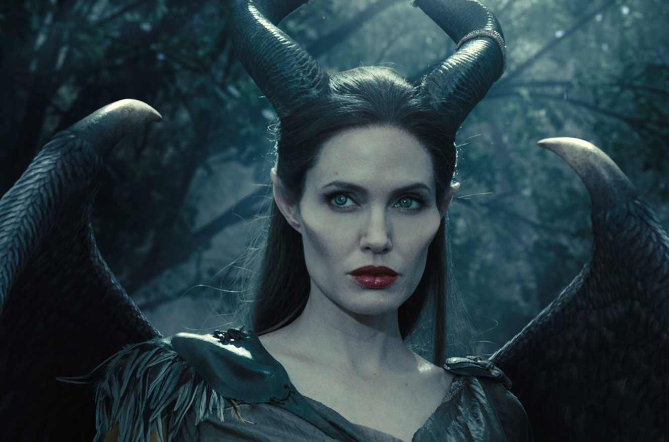 Angelina Jolie is a fun hero-villain in 'Maleficent.' Photo courtesy of Disney Wiki.