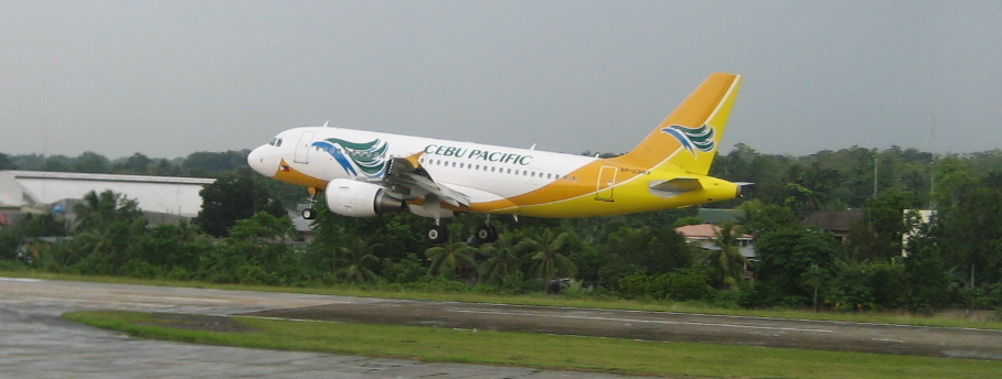 Cebu Pacific Airlines. Wikipedia photo