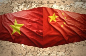 China and Vietnam. ShutterStock image