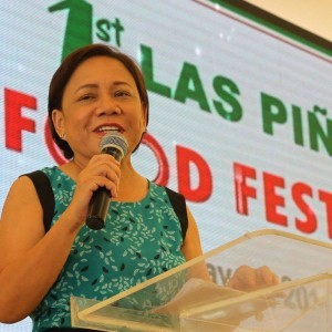 Sen. Cynthia Villar. Photo courtesy of Cynthia Villar's official Facebook page.