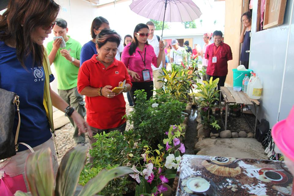 DSWD Secretary Corazon 'Dinky' Soliman. Photo courtesy of DSWD Facebook page.