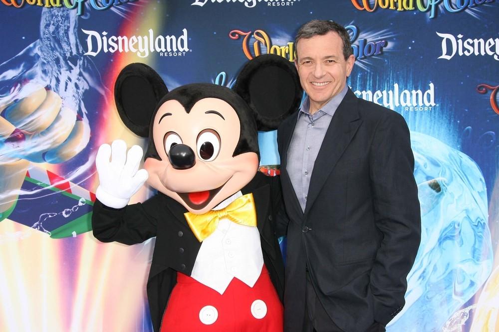Walt Disney CEO Robert Iger. S_bukley / Shutterstock