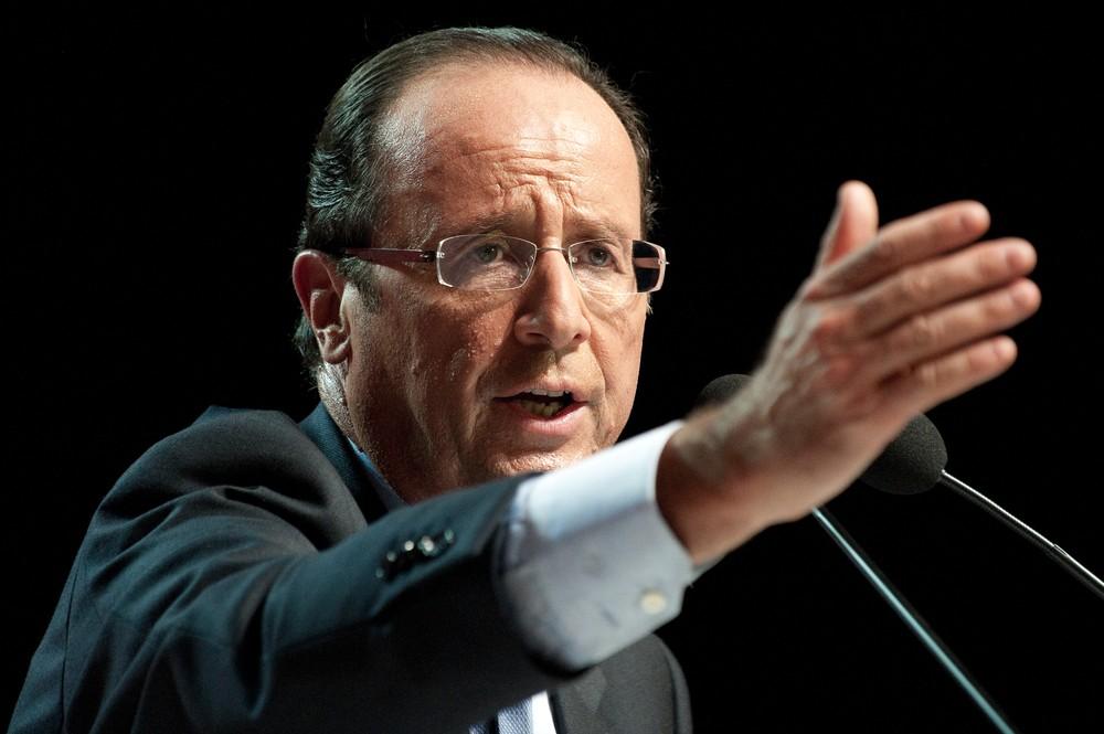 French President Francois Hollande. Frederic Legrand / Shutterstock