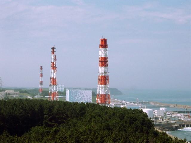 The Fukushima Daiichi NPP in 2002 (Wikipedia photo)